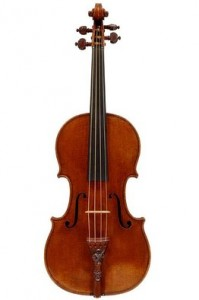 $16 Million Stradivarius Violin Auctioned For Japan  Relief