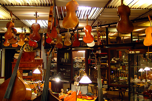 Violin Accessories Shop
