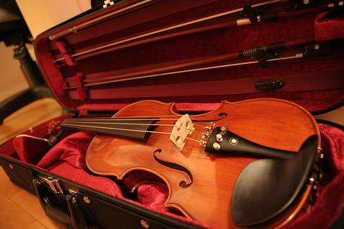 How To Choose Violin Cases?