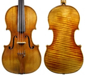 The Ex-Vieuxtemps Guarneri Violin
