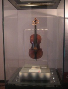 Il Cannone Guarneri Violin