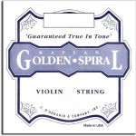 Kaplan Golden Spiral Violin Strings