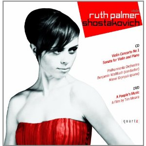 Famous Violinist : Ruth Palmer