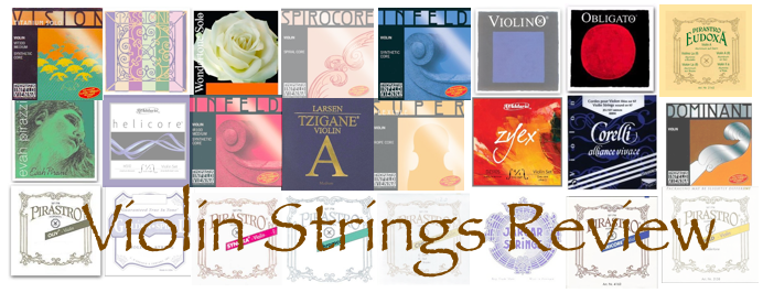 Violin Strings Review