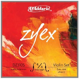 D'Addario Zyex Violin Strings Review
