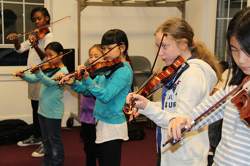 how to become a violin teacher