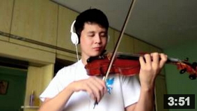 Rolling In The Deep Violin Cover