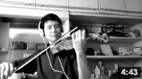 Sad Romance Violin Cover