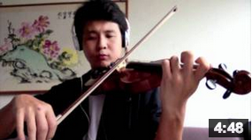 You Raise Me Up Violin Cover